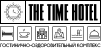 The Time Hotel logo